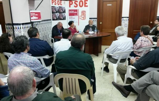 Los grupos de apoyo a Patxi López quedan constituidos en las ocho provincias andaluzas de cara a la recogida de avales