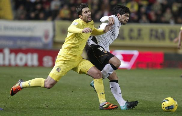 2-2. Aduriz da un punto al Valencia e impide el debut soñado por Molina en el Villarreal