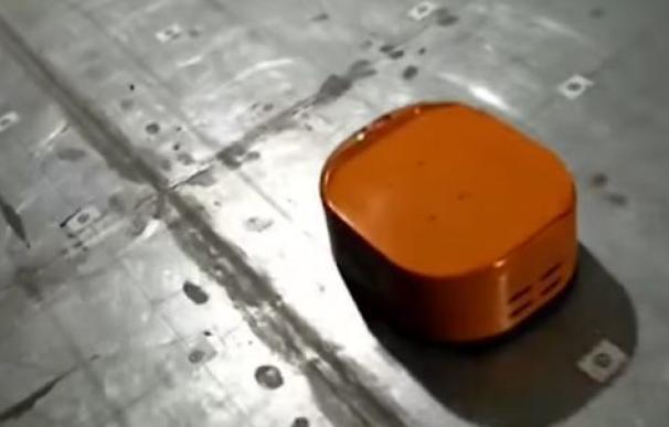 Uno de los robots utilizados por la firma Shentong Express.