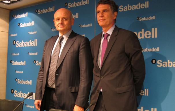 Banco Sabadell provisiona 90 millones por la Sareb