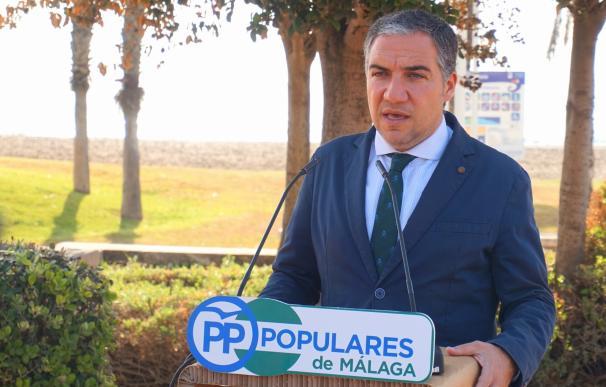 Bendodo obtiene el apoyo de un 98,7% de afiliados para continuar como presidente del PP de Málaga