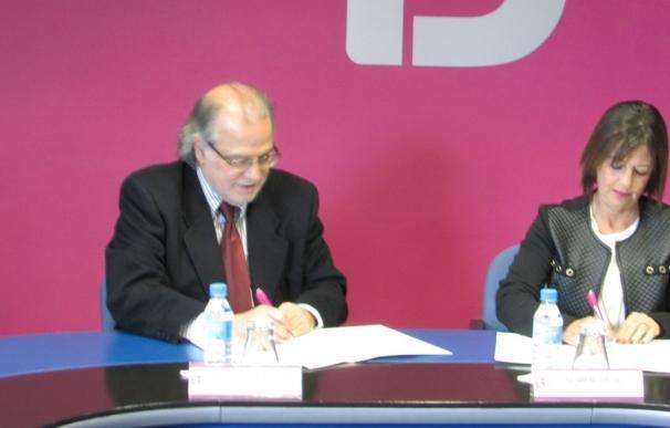 IB3 y una asociación contra el cáncer de mama firman un acuerdo de colaboración para la divulgación de esta enfermedad