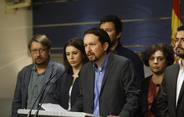 """Jueces para la Democracia rechaza verse con Podemos para preparar la moción de censura contra Rajoy, por """"neutralidad"""""""
