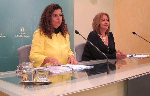 Tur completa equipo con Manel Santana en la Dirección General de Participación y Joana Català en Cultura