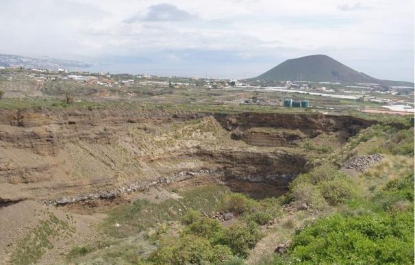 El Cabildo solicita al Parlamento una iniciativa legislativa para retirar el uso minero de los barrancos de Güímar