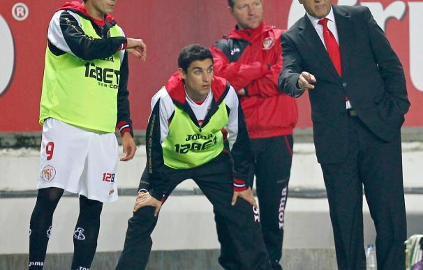 Jesús Navas no viajará a La Coruña debido a un virus estomacal