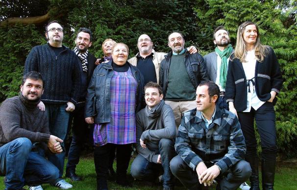 Santiago acoge desde el lunes el rodaje de la comedia de terror Lobos de Arga