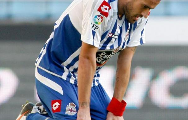 Lopo se cae de la convocatoria ante el Sevilla por una lesión muscular