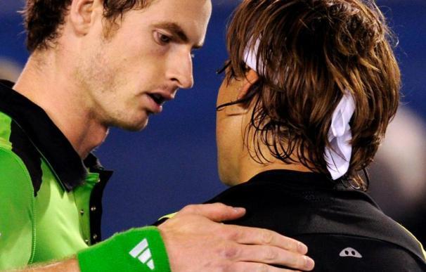 Ferrer pierde ante Murray y queda fuera de la final de Australia