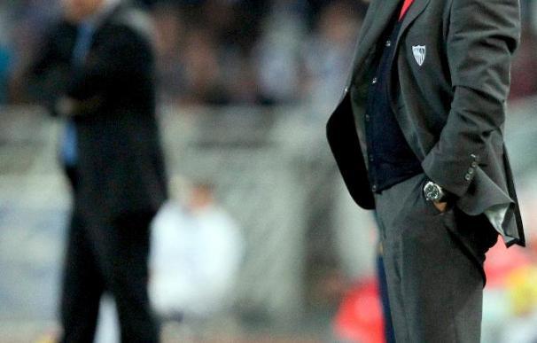 Manzano espera mantener el nivel del duelo ante el Madrid para ganar al Depor