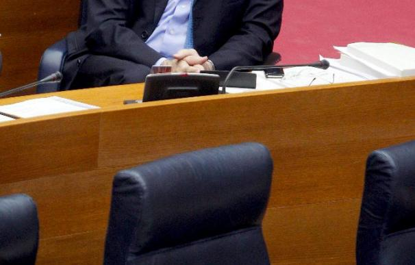 Blasco se querella contra Luna, Tirado y Mollà por injurias sobre la cooperación valenciana