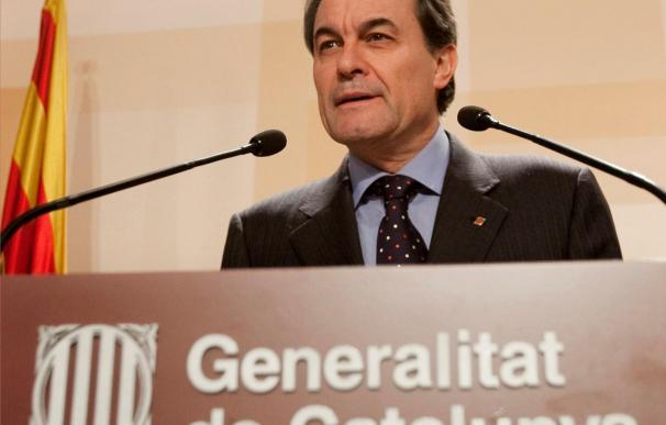 Mas exigirá al Gobierno que aporte a Cataluña el mismo dinero que en 2011