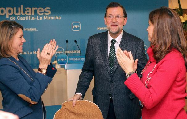 """Rajoy ratifica su postura sobre el 11-M, que dice que fijó """"con meridiana claridad"""""""