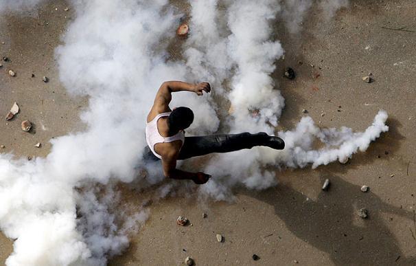 Gases y violencia