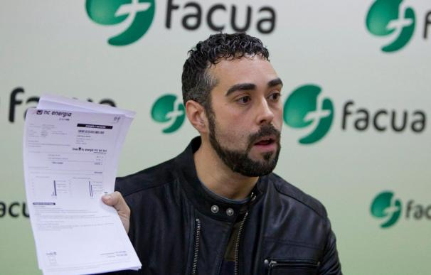 Facua pide dureza en las sanciones a las eléctricas por incumplir el plan de sustitución de contadores