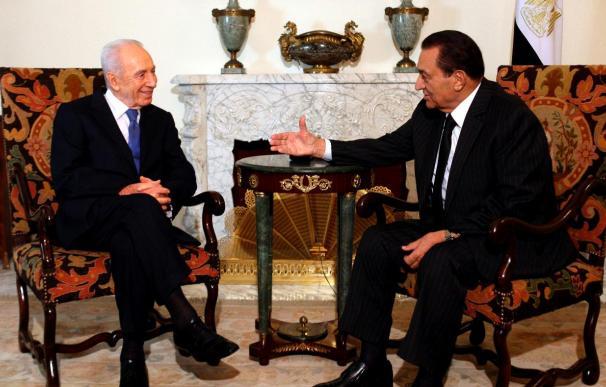 Israel se inclina por el mantenimiento de Mubarak en el poder