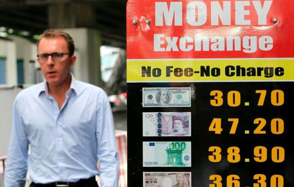 Las Bolsas del Sudeste Asiático abren en números rojos