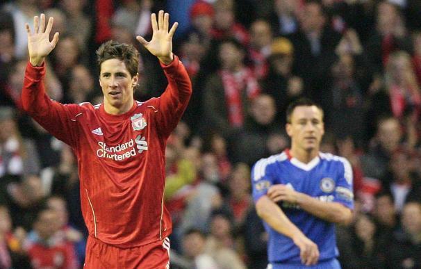 El Liverpool alcanza un acuerdo con el Chelsea para el traspaso de Torres