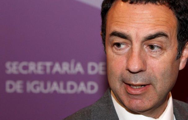 El delegado del Gobierno para la Violencia de Género pide a las víctimas que denuncien