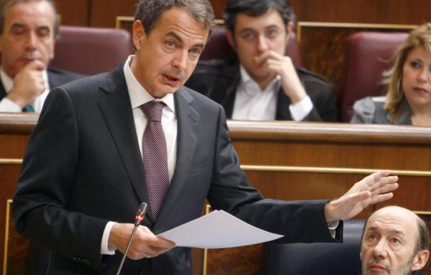 Zapatero pide que no haya privilegios ni perjuicios en las pensiones parlamentarios