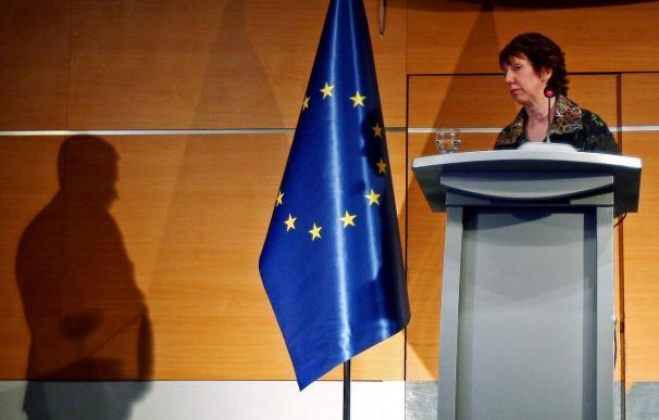 Ashton pide a Mubarak un diálogo abierto con toda las fuerzas de la oposición