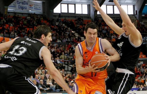 El partido Power Valencia-Bilbao, fija su segunda mejor marca en tiros libres de la ACB