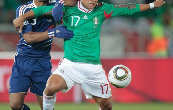 El Tottenham cede al mexicano Giovani Dos Santos al Racing de Santander