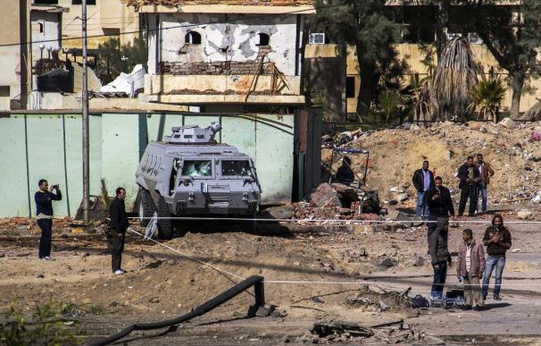 Damasco condena rotundamente los ataques contra las fuerzas del orden egipcias