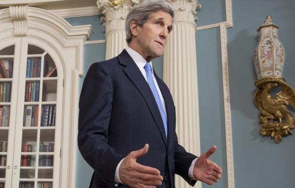 Kerry viajará a Kiev antes de asistir a la Conferencia de Seguridad de Múnich