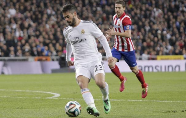 Isco es la duda de Ancelotti para el partido contra el Málaga