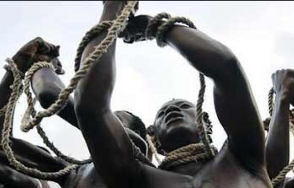 Esclavos en Mauritania