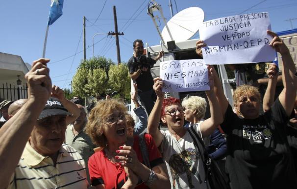 Investigación confirma que solo había ADN de Nisman en el lugar donde murió