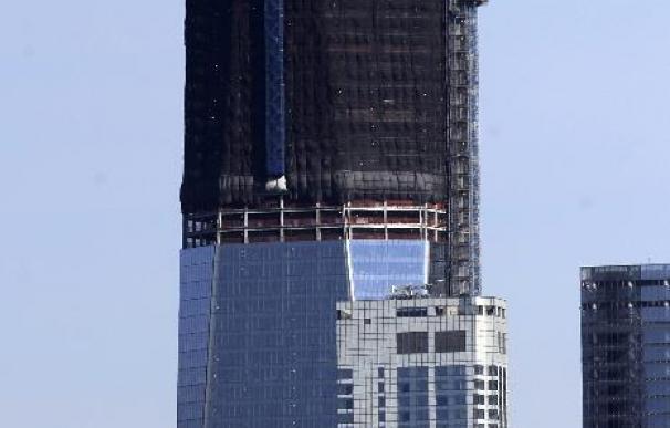 El nuevo World Trade Center levanta la torre de oficinas más cara del mundo