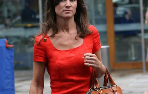 Pippa Middleton, objeto de deseo de la televisión estadounidense