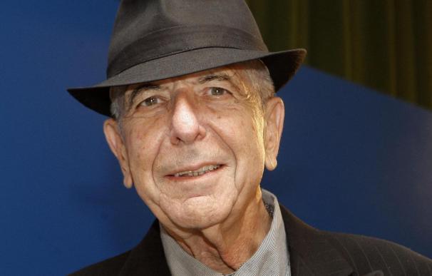 Leonard Cohen edita 'Old Ideas'
