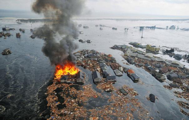 Tsunami fatal en Japón
