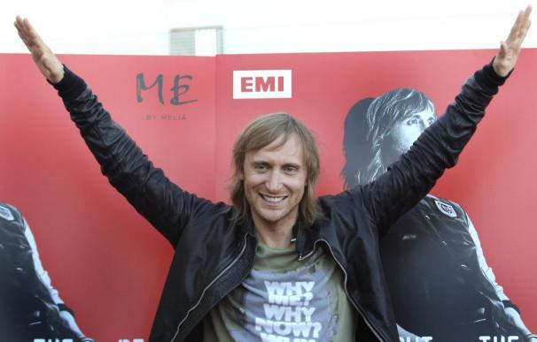 David Guetta se suma al FIB 2012