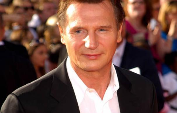 Liam Neeson preparó su papel en el 'Infierno blanco' con duchas heladas