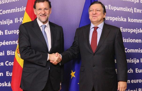 Rajoy mantiene el calendario previsto para que España apruebe su presupuesto