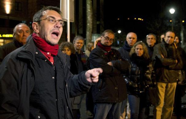 El secretario de Proceso Constituyente y Programa de Podemos, Juan Carlos Monedero.