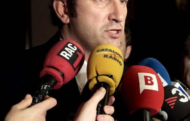 """El presidente de Spanair justifica el cese de vuelos para evitar """"riesgos"""""""