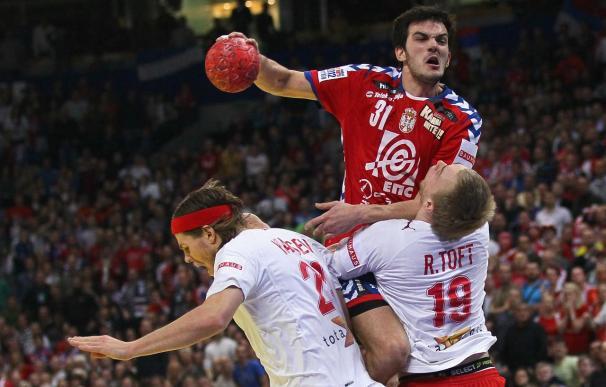 Serbia v Denmark - Final - Men's European Handball Championship 2012