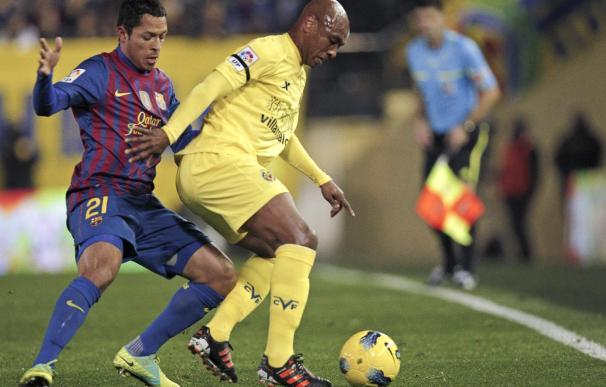 0-0. El empate en Villarreal complica el horizonte del Barcelona