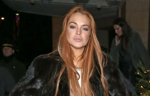 Lindsay Lohan pagará los impuestos de unos muebles regalados