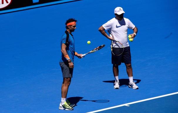 (Orden de juego) Nadal debuta este lunes en Melbourne ante Youzhny