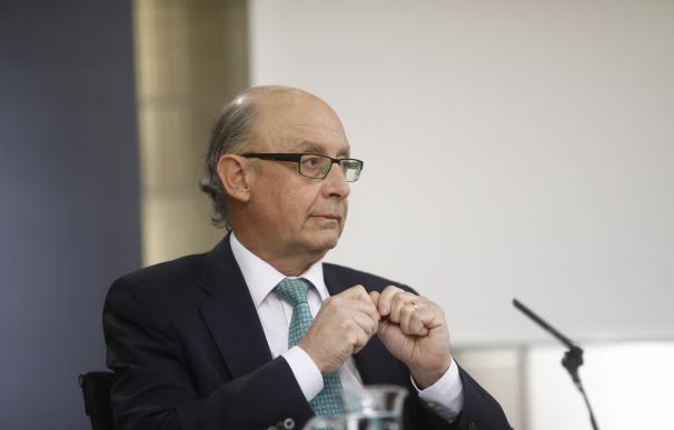 Montoro confía en el apoyo del PNV a los PGE, pendiente de la actualización del Cupo vasco