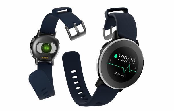 Acer lanza su nuevo 'smartwatch' Leap Ware para mejorar en los entrenamientos