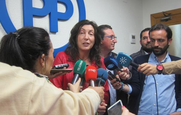 """López (PP-A) cree que los afiliados piden """"una integración"""" tras los resultados de la votación de candidatos"""