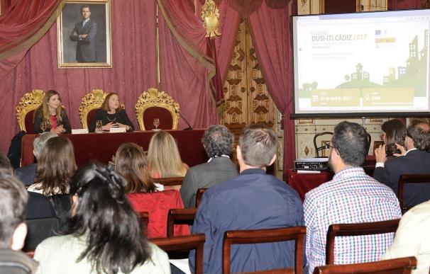 La oficina ITI de la Diputación organiza una jornada sobre las estrategias DUSI de la provincia