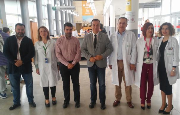 El hospital de Loja incorpora la tomografía de coherencia óptica como técnica diagnóstica de oftalmología